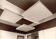 modern plafond