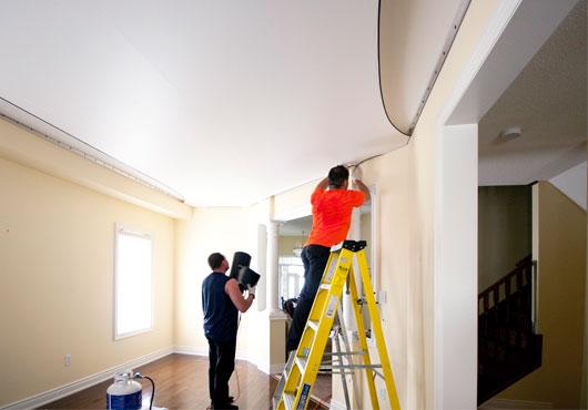 spanplafond-plaatsen