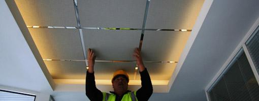 systeemplafond-plaatsen